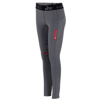 ea.St Reggings Reithose Reitleggings steelgrey