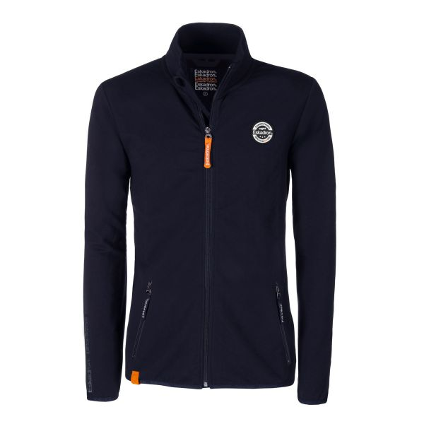 Eskadron Men Zip-Jacket NICK marine