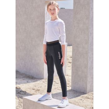 Pikeur Kinder Reithose Ida Athleisure, dark shadow