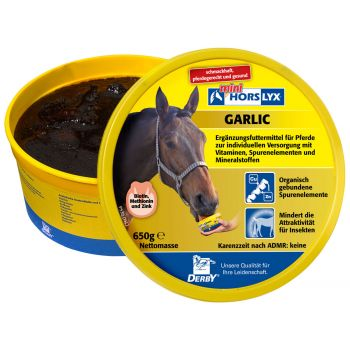 Derby HORSLYX Minileckschale - GARLIC