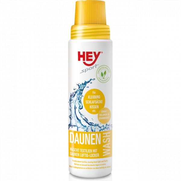 HEY-SPORT Daunen-Wash 250 ml