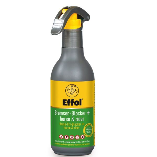 Effol Bremsen-Blocker+ horse & rider 250 ml