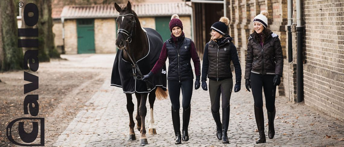 NEU -> CAVALLO Herbst/Winter 2019